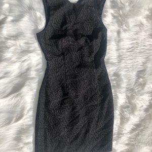 Zara Basic Black Dress XS